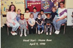 Jenny Lu Mallamo's Head Start preschool class