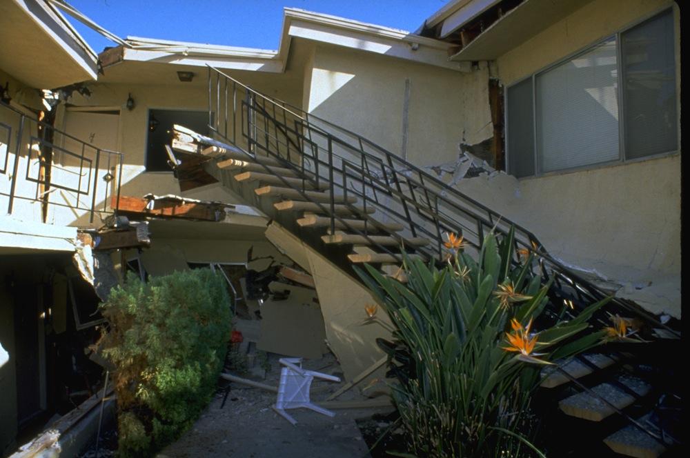 The Northridge Earthquake Rattled My Marriage Essay