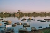 Nile River in Khartoum