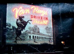 Van Nuys Drive-in Theatre