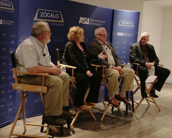 David W. Smith, Jane Leavy, Barry Axelrod, Bob Nightengale
