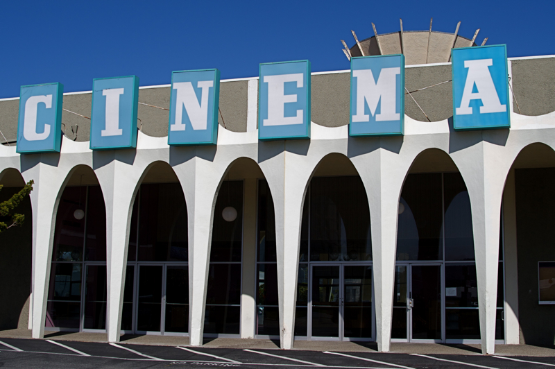 does america have the world�s worst movie theaters