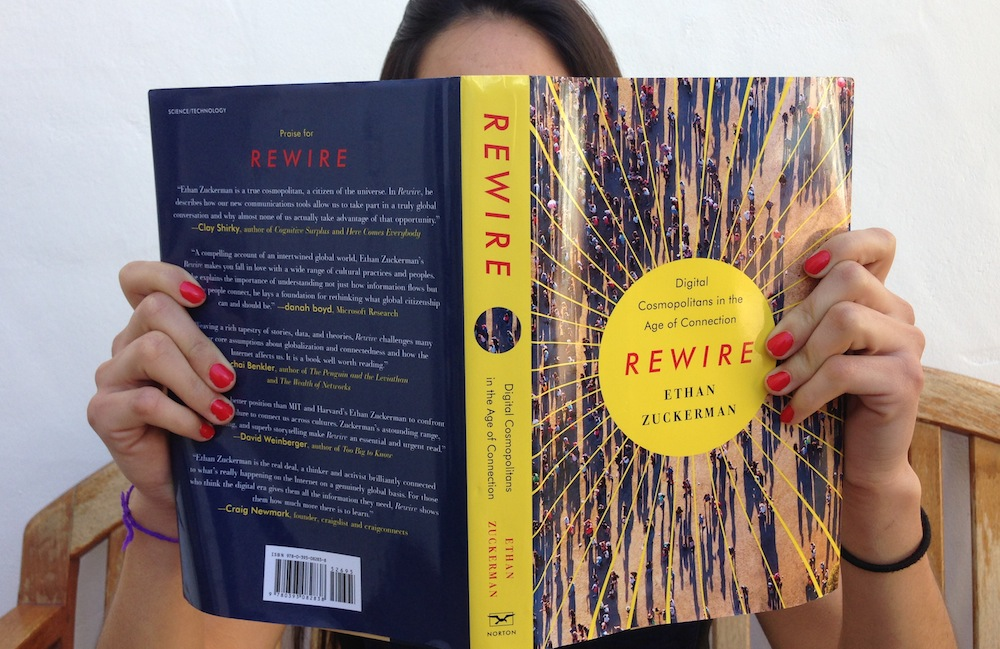 REWIRE wins ZPS Book Prize