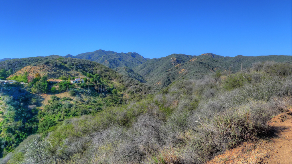 The Santa Monica Mountains
