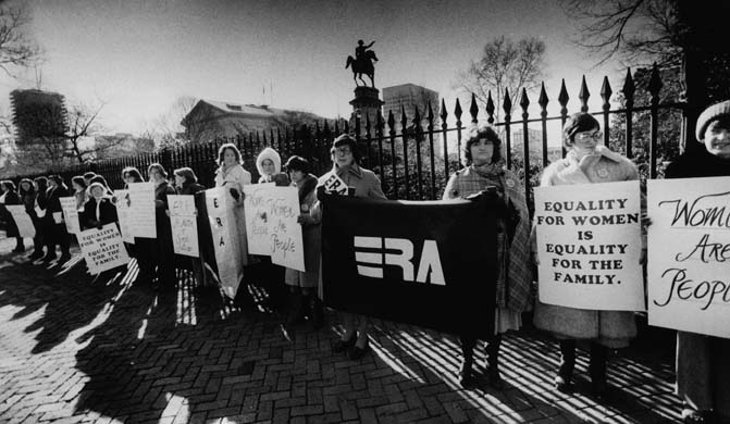 ERA supporters