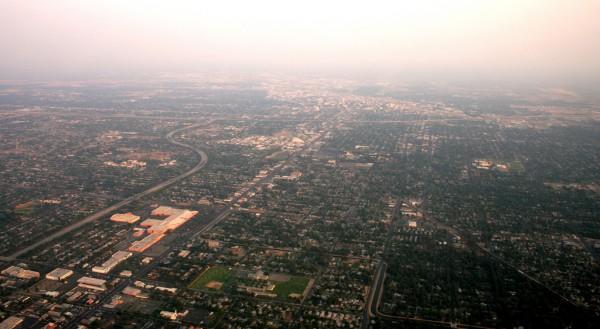 Can California's San Joaquin Valley Conquer Urban Sprawl?