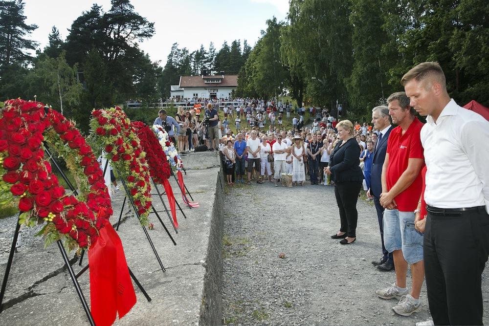 Were visited Anders behring breivik remarkable, very