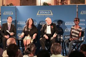 Joseph Kieta, Patty Castillo-Davis, George Gardner, Dellanora Green