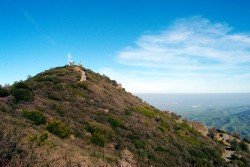 Mount Diablo peak
