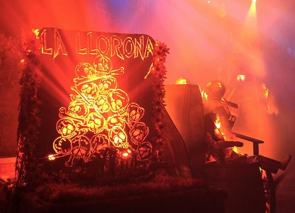 La Llorona display