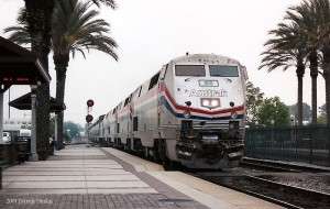 Southwest Chief train