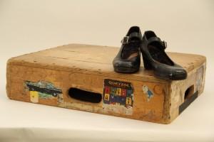 Martha Gonzalez tarima & zapateado shoes