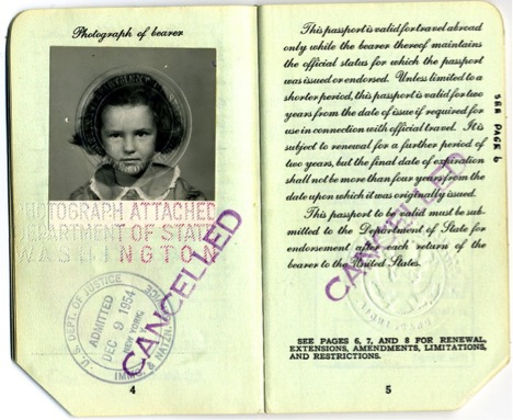 Lee Woodman's passport