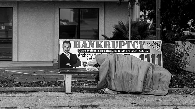 why are politicians pretending to be homeless