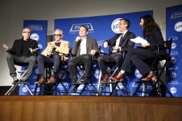 Jerry Zucker, Jim Abrahams, David Zucker, Eric Garcetti, Madeleine Brand