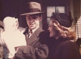 Mark Paul & parents