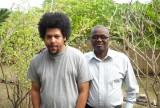 Franklin and Malidoma, Jamaica January 2013