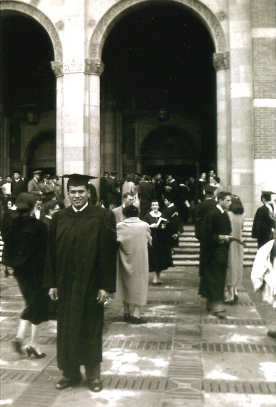 Manuel RodriguezatUCLA