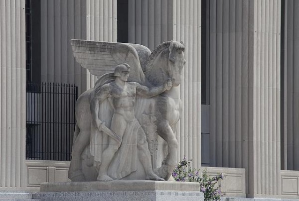 Soldiers Memorial Military Museum, St. Louis, Missouri