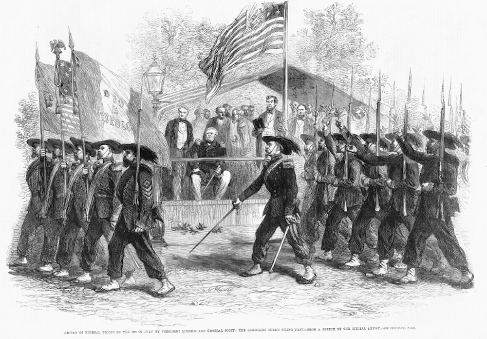 The Civil War Was Won By Immigrant Soldiers Essay