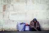 homeless street sympathy