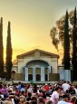 redlands bowl sunset