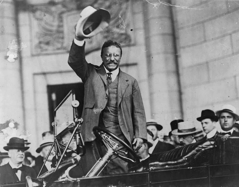 theodore roosevelt presidency