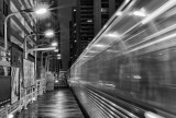 evening song train night