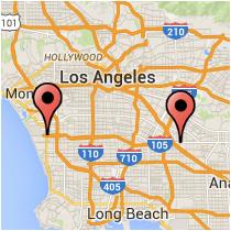 Map: Hoxie Avenue - Aviation Boulevard