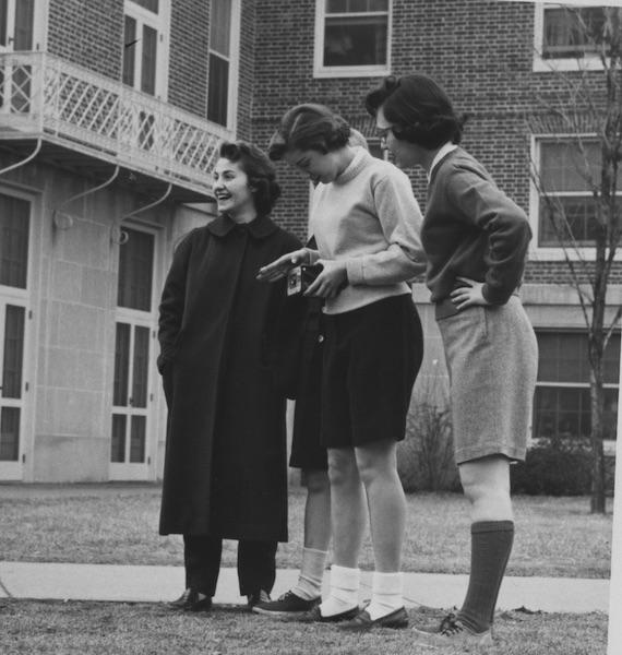 Pennsylvania State University, 1950s