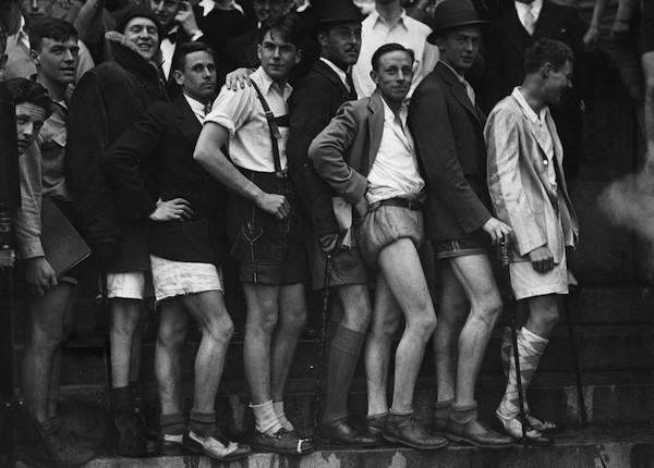 The Dartmouth Shorts Protest of 1930