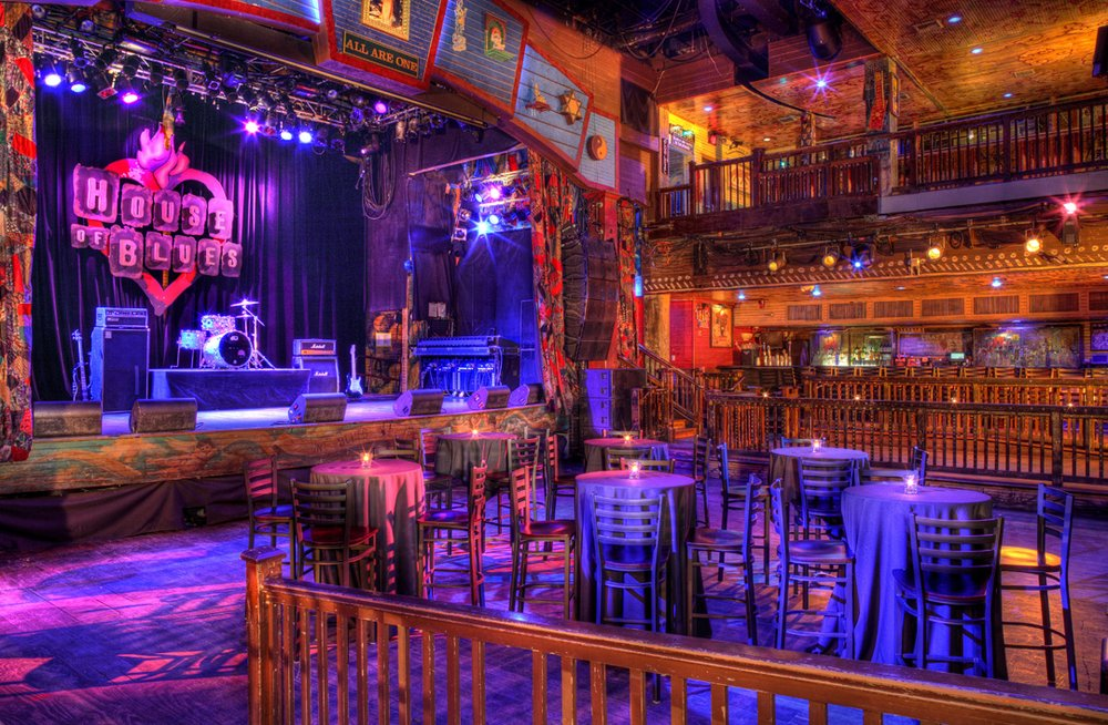 The End Of House Of Blues Is Not The Death Of Rock In L A