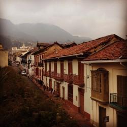 Verdon houses in Bogota
