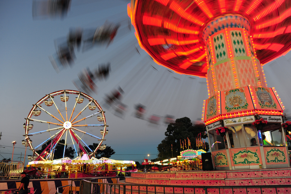 Mathews county fair