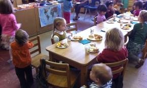 Rhodes preschool meal