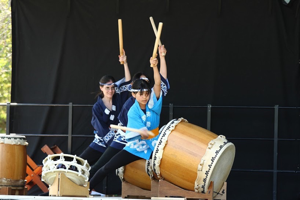 the drums that bang out the heartbeat of my community essay  a 13 year old explains how ese taiko drumming connects her to the world around her