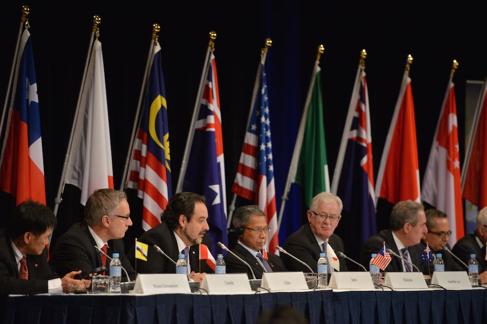 trans pacific partnership essay The trans-pacific partnership, one of the world's biggest multinational trade  deals, has been signed by 12 pacific rim nations economist gary hufbauer  spoke.