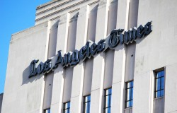 The Thin Remains of the Once Mighty Los Angeles Times