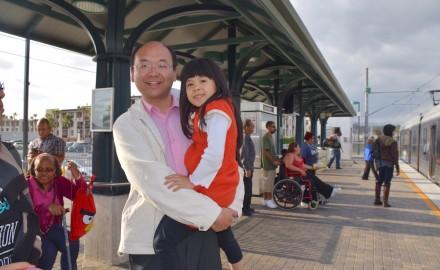 Daniel and Annie Yei