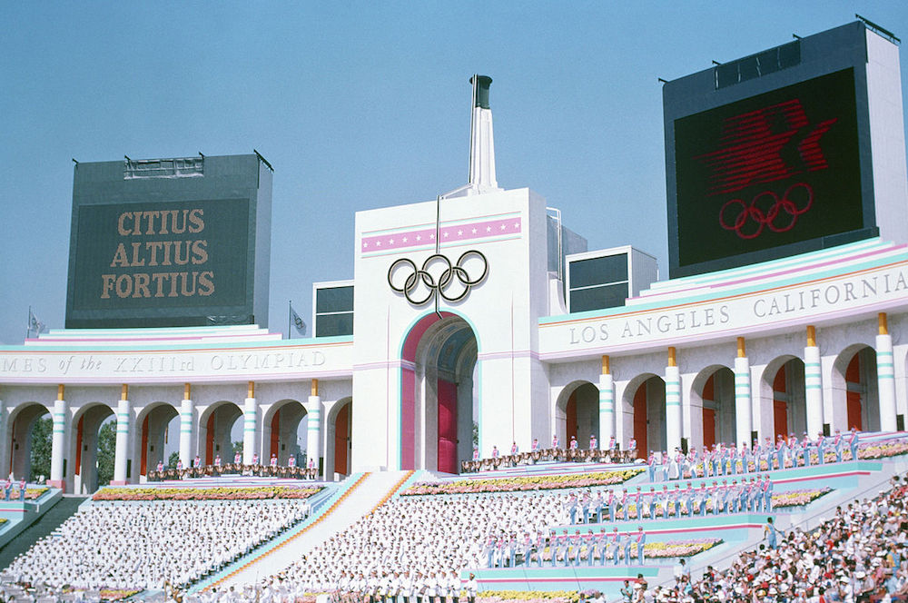 l a s athletic ambitions are faster higher stronger essay  the 84 olympic games were a huge success 2024 would be the greatest ever