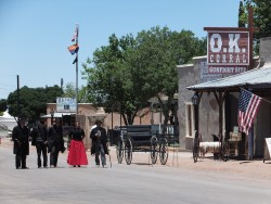Russell OK Corral