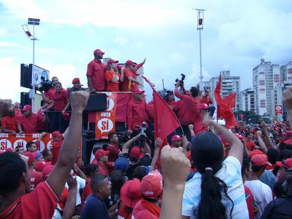 Guidi Venezuela Hugo Chavez