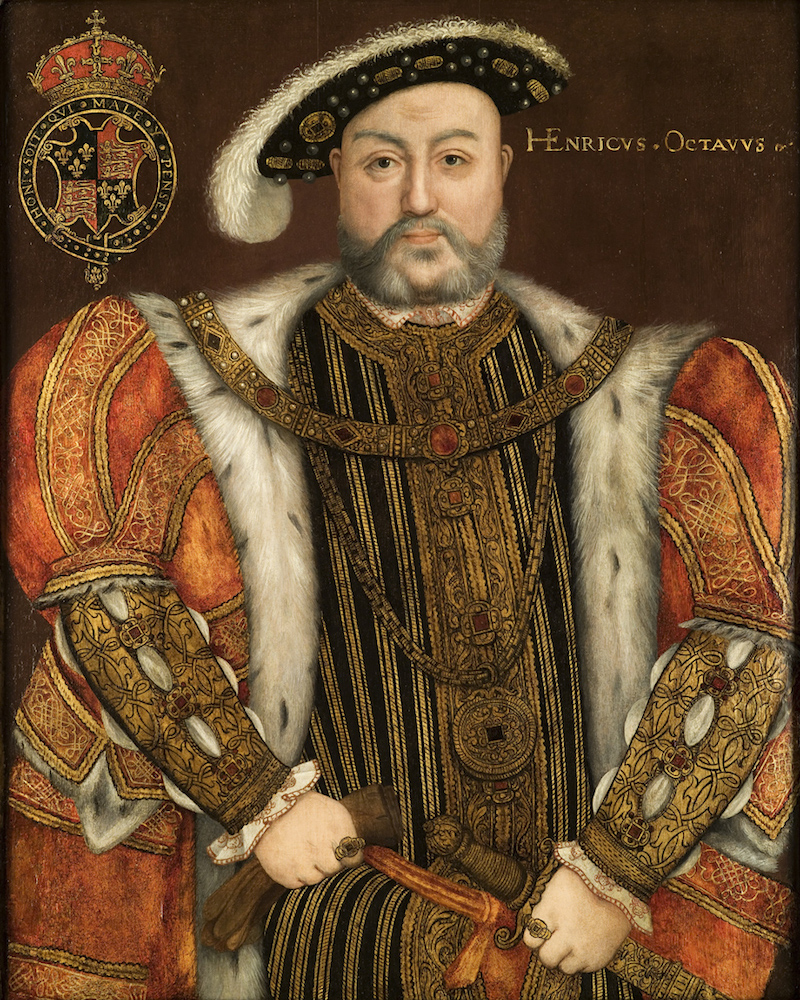 Henry Viii Wasnt A Gluttonhe Was Just An Injured King  Essay  Then Why Is The English Monarch Portrayed As A Fatso Who Tossed Chicken  Bones
