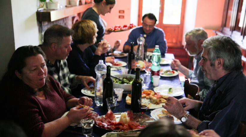 What My Italian Neighbors Taught Me About Gluttony
