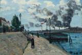 MAIN Guillaumin_The Seine at Charenton