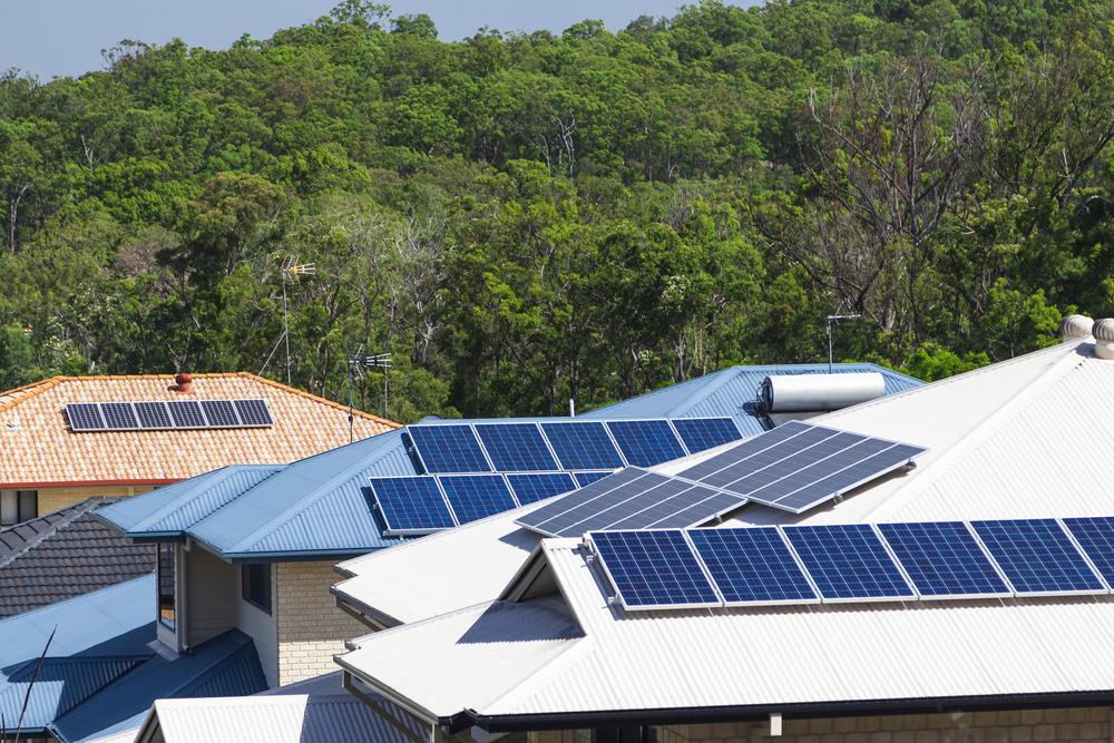 Pincetl building efficiency solar panels