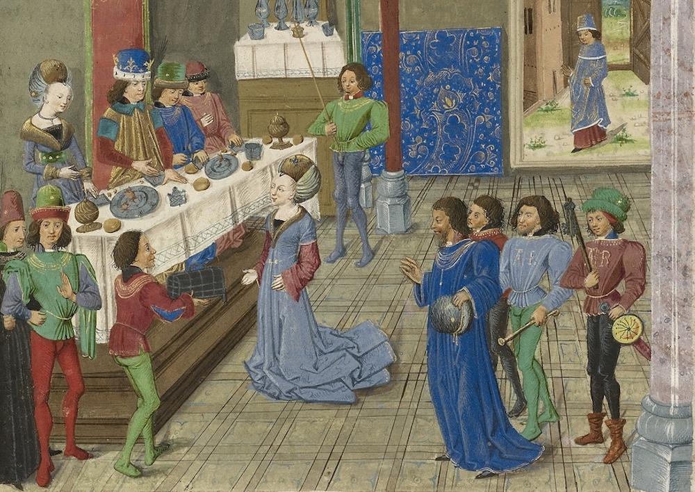 Medieval Art Parallel In Modern Society