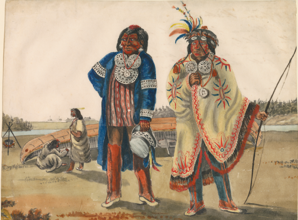 european settlers and native americans relationship to the land