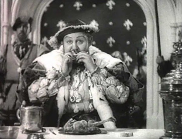 Still from The Private Lives of Henry VIII (1933)