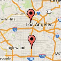 Map: 88th Street - 6th Street